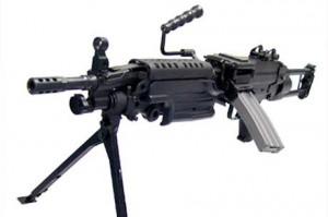 The Politics of Machine Gun Machismo